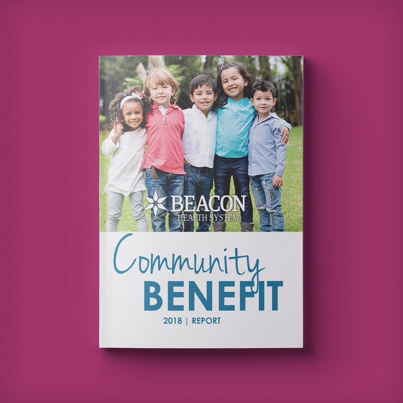 Community Benefit Report 2018, Beacon Health System